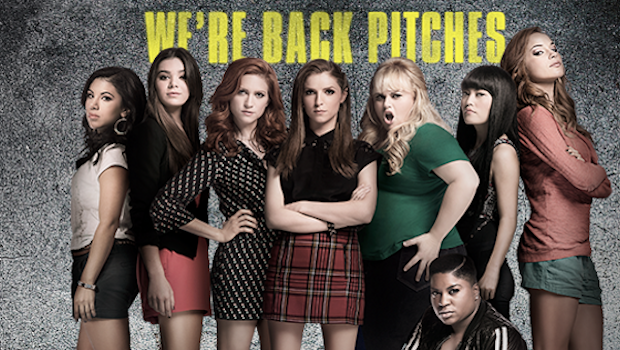 It's Back Pitches   'Pitch Perfect 2' Is   Aca-Okay? | Bro